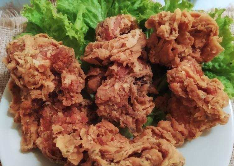 Chicken Crunchy