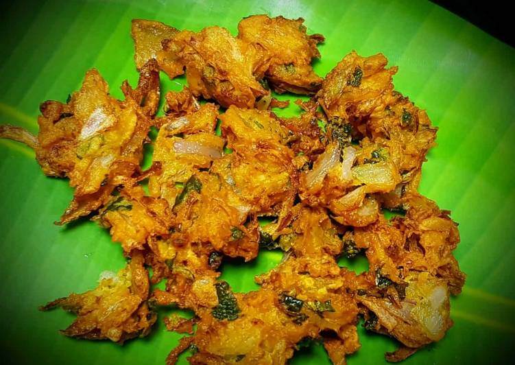 Step-by-Step Guide to Make Quick Onion Pakora