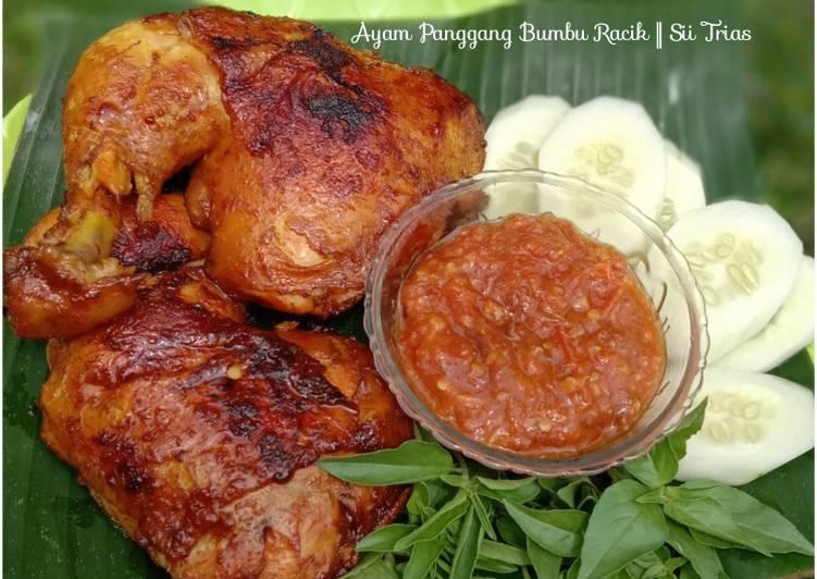 Ayam Panggang Teflon Bumbu Racik - cookandrecipe.com