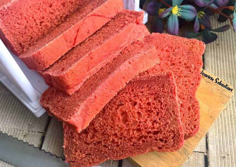 Beet Loaf (Water Roux)