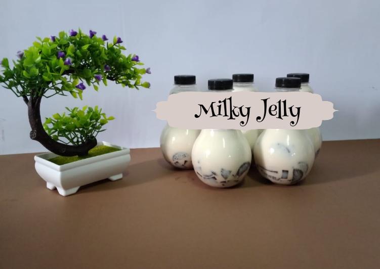 Milky Jelly Oreo