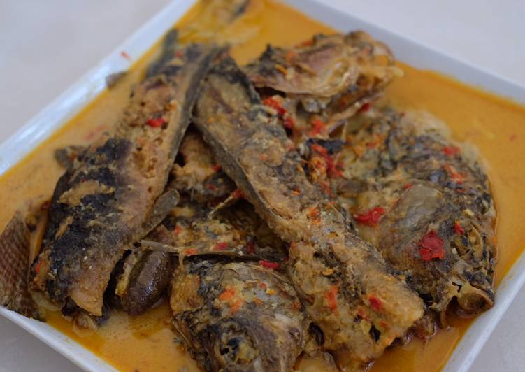 Mangut Ikan