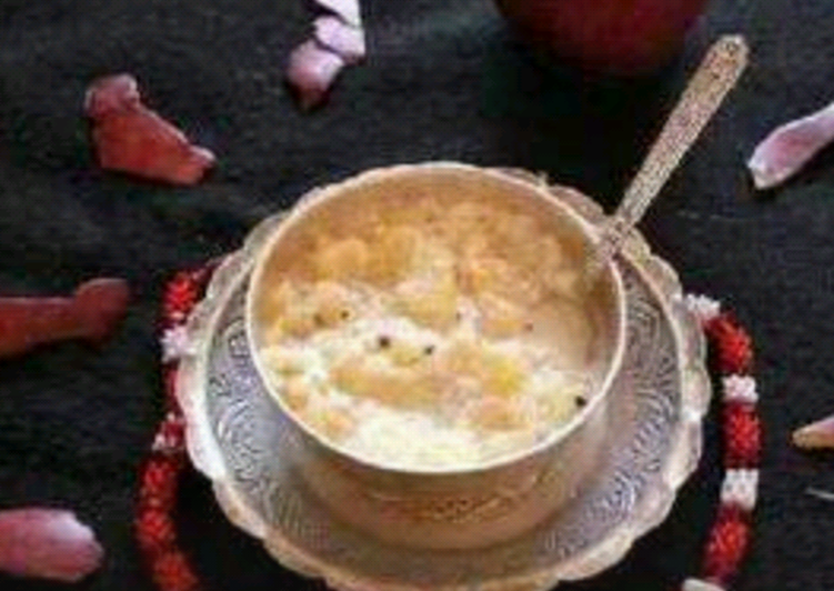 Healthy Apple Porridge