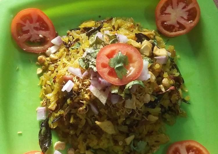 How to Prepare Perfect Veggies Poha