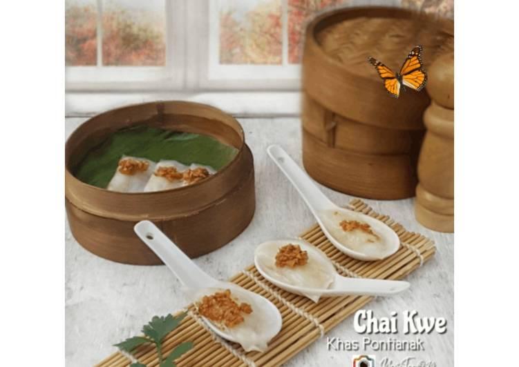 251. Chai Kwe | Chai Kue | Choipan isi bengkoang | 蔬菜饺子