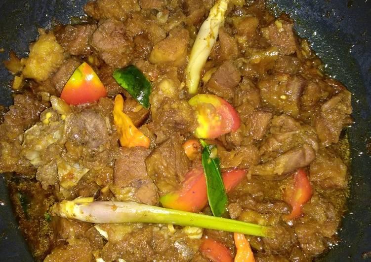 Resep Daging Kambing Masak Kecap Pedas Oleh Juliastuti Cookpad
