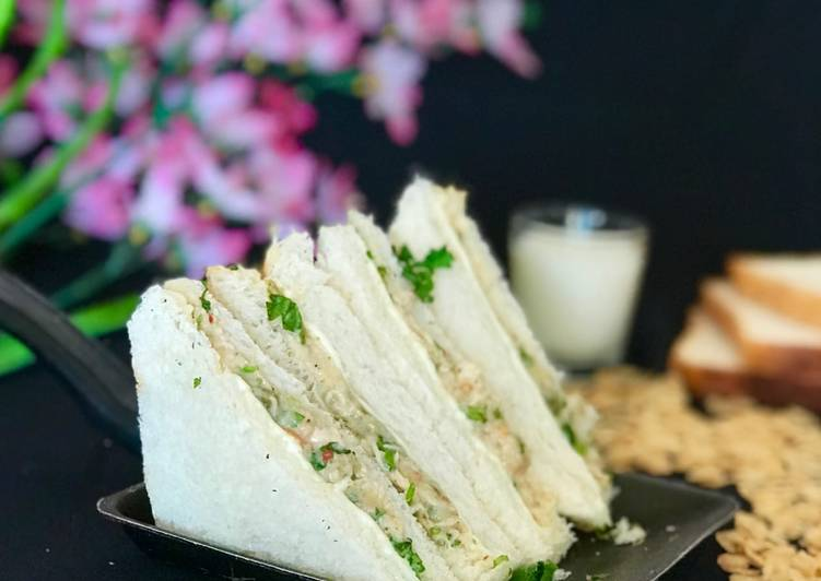 How to Make Tasty Cold Sandwich