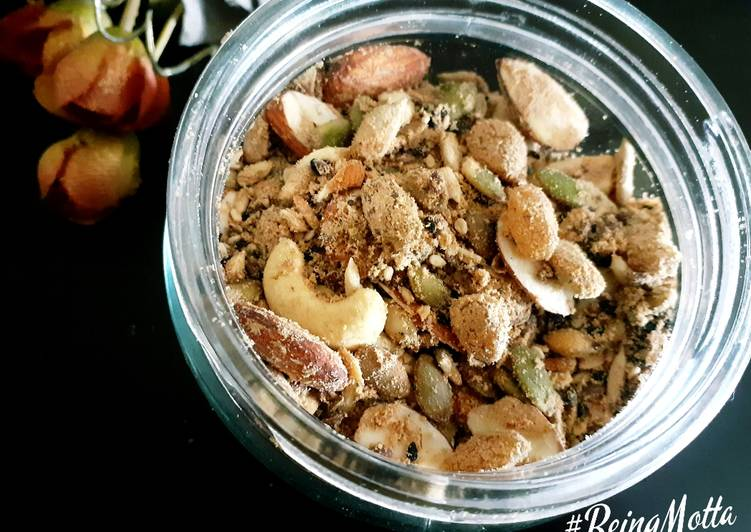 5-Seeds Dry Fruits Mukhwas (Mouthfreshner) - Laurie G Edwards