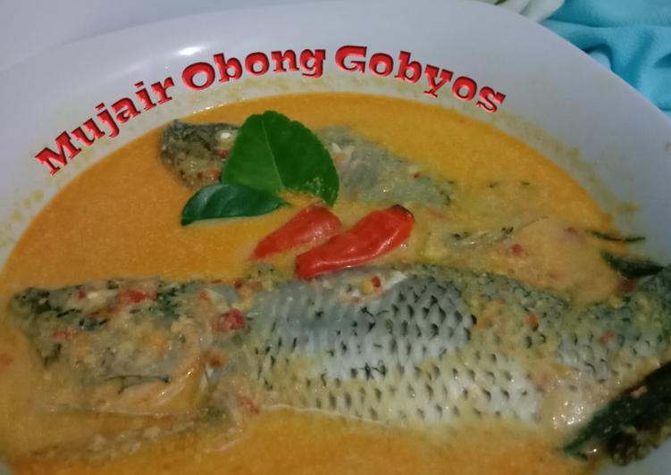 27. Mujair Obong Gobyos