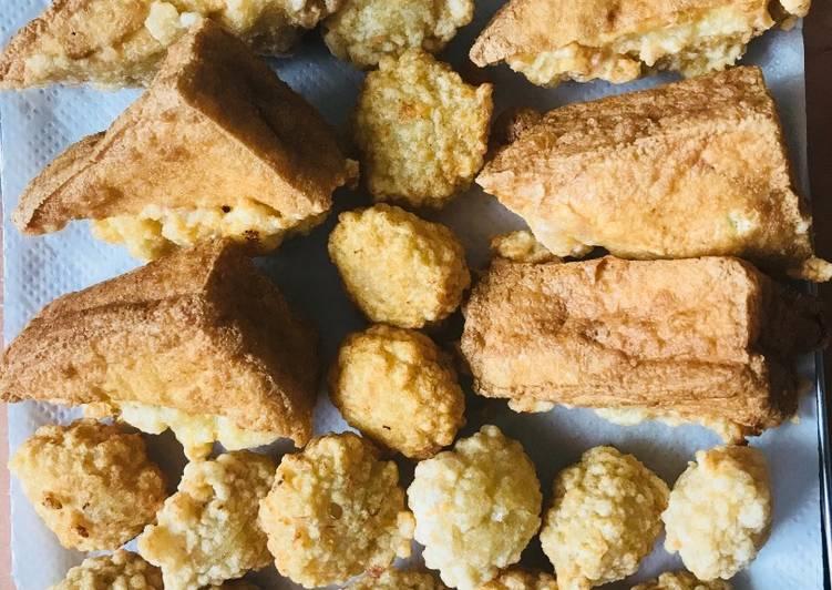 Bakso goreng ayam (tahu)