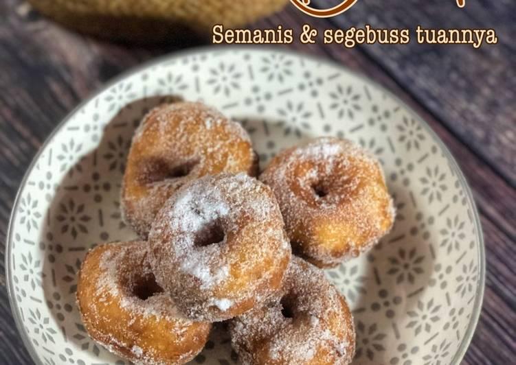 Cara Mudah Masak: Donut 🍩 Simple