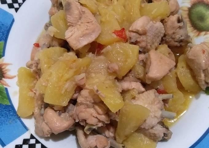 Ayam masak nenas