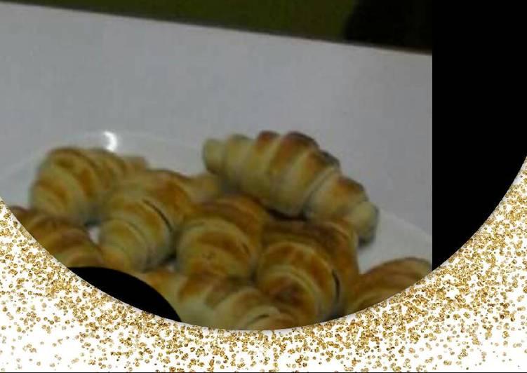 Croissants #Healthbaking#