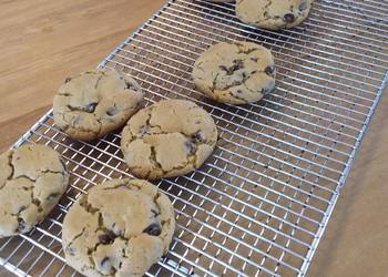 Easiest Way to Make Yummy Peanut butter oatmeal cookies