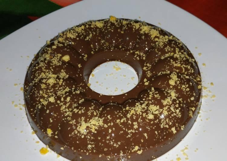 Milky Chocolate Pudding