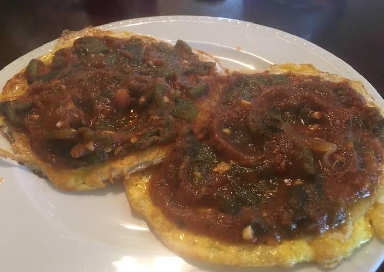 Huevos Rancheros w/tortilla