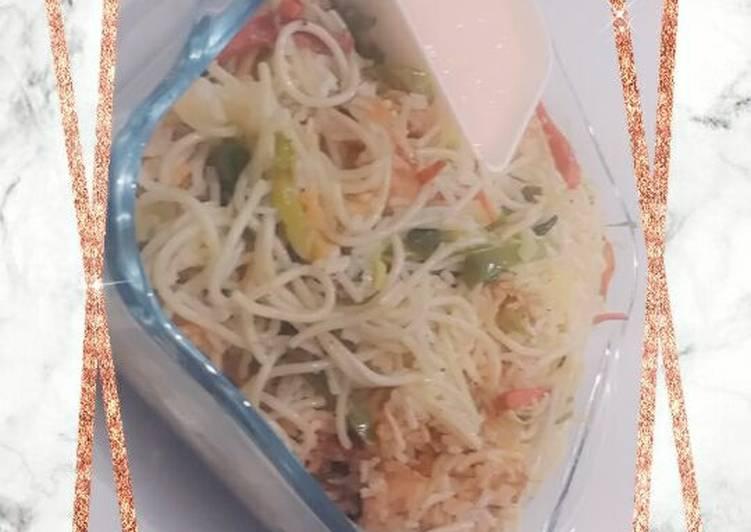 Singaporean rice 😍