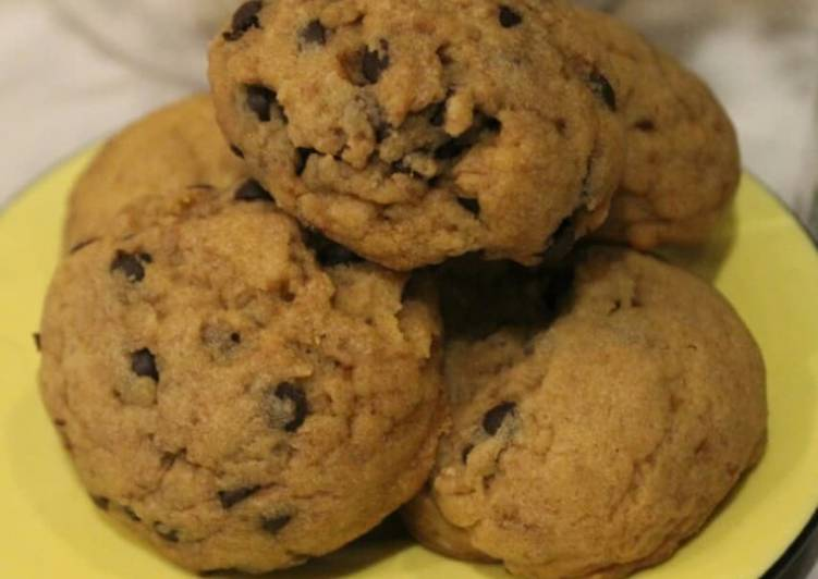 Chewy Chocochips Cookies
