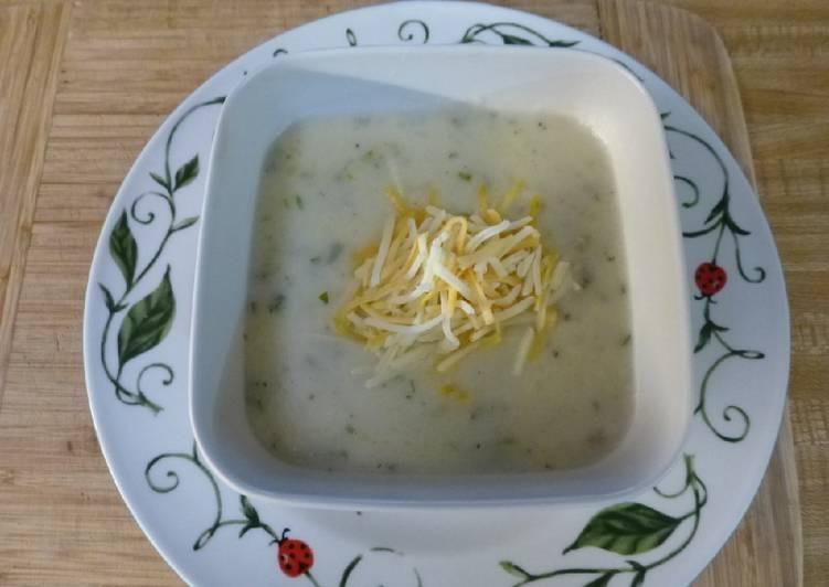 Lee's Creamy Potato Soup