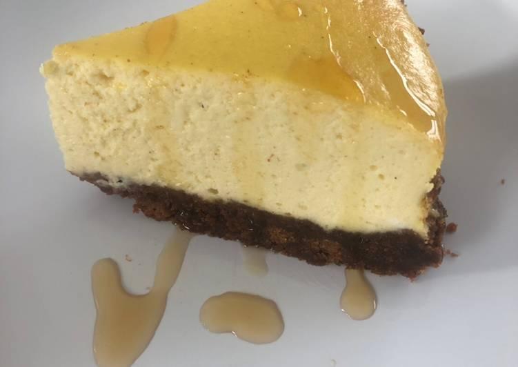 Recette Parfait Cheesecake spéculos