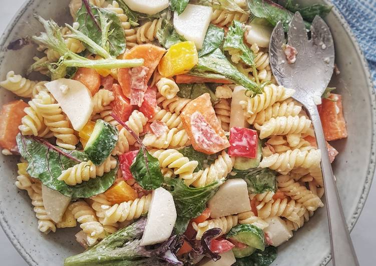 Recipe of Perfect Pasta salad