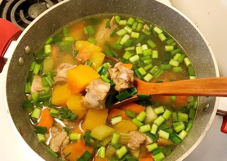 Saigon People's Soup
