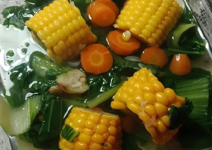 Sayur Bening Kencur