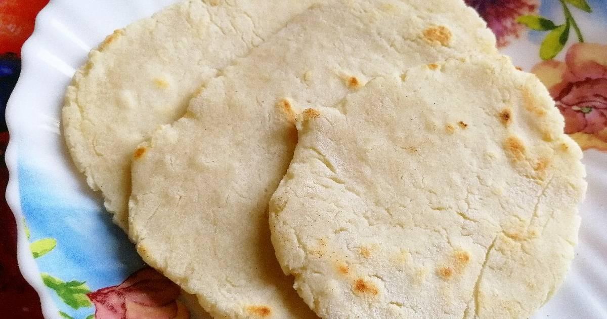 Рисовые лепешки рецепт с фото