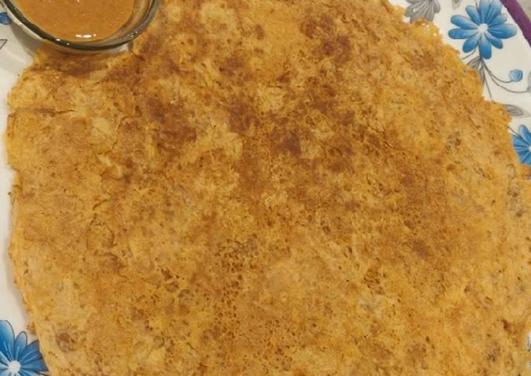 Easiest Way to Prepare Perfect Keto Pancake (veg)