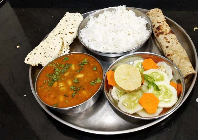 Rajma Masala Curry Choosing Fast Food That's Good For You