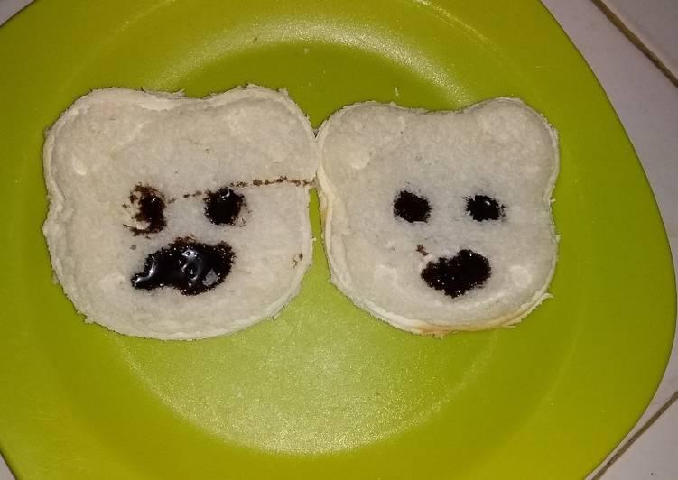 Resep Roti (bantal) boneka Paling Joss