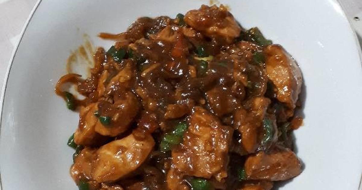 Resep Chicken Teriyaki Sederhana Oleh Dyahayuninda Cookpad