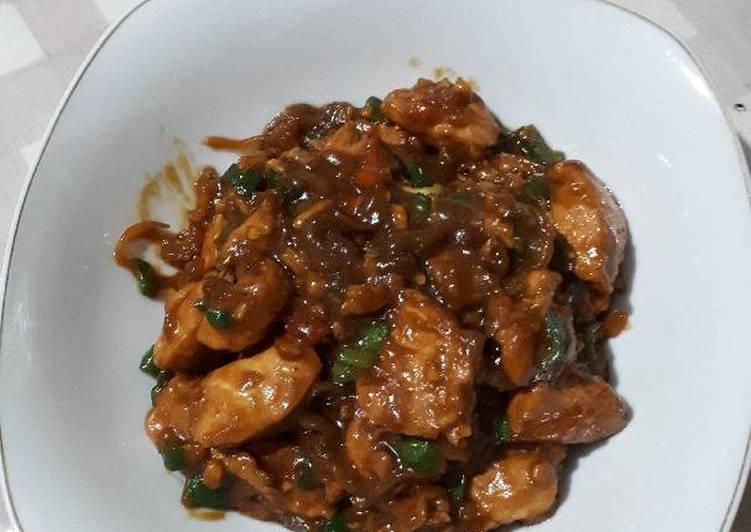 Resep Chicken Teriyaki Sederhana oleh dyahayuninda - Cookpad