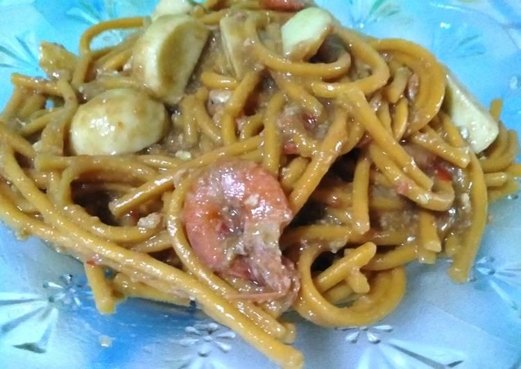 Mie Gomak Seafood