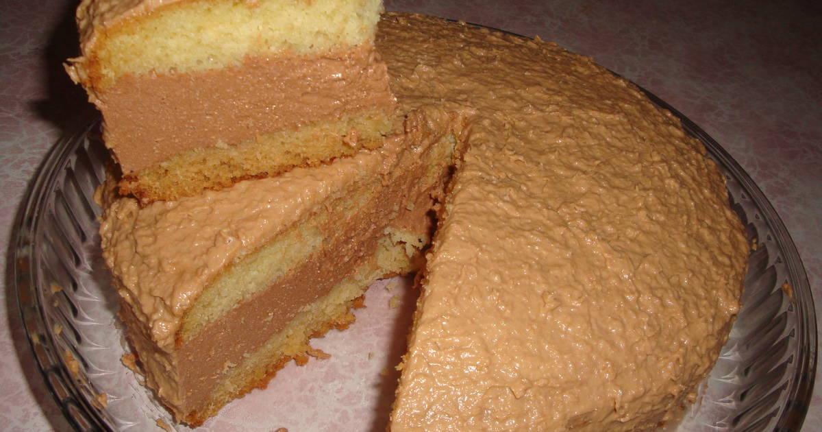 подумать, что самый простой бисквитный торт рецепт фото нестандартные планировочные