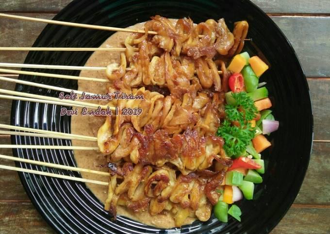 Resep Sate Jamur Tiram Teflon 30 01 2019 Oleh Cloudy Cloud Cookpad