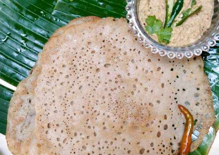 Step-by-Step Guide to Prepare Perfect Palappam without yeast | kerala appam