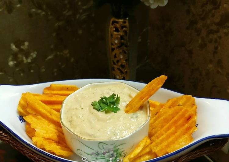 Simple Way to Make Award-winning Spicy Chipotle Dip