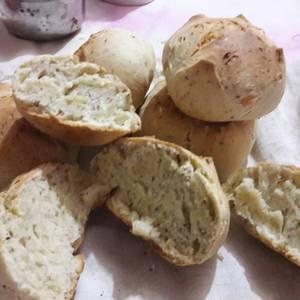 Pan casero, saborizado
