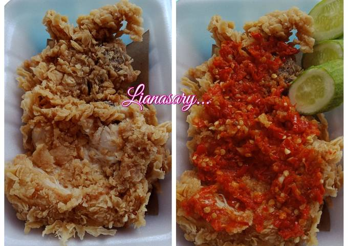 Ayam Geprek JUMBO liana