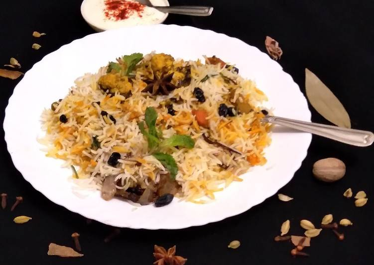 30 Minute Dinner Easy Spring Biriyani