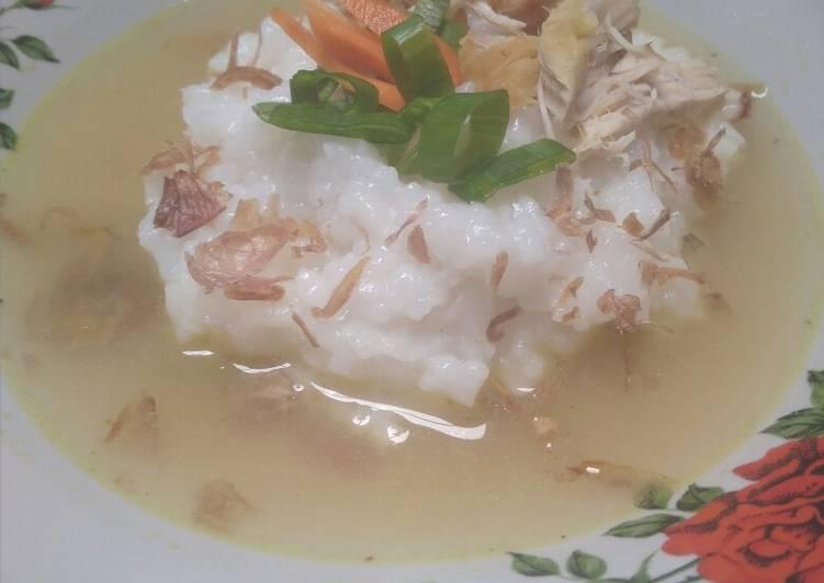 Resep Bubur Ayam Sederhana, Lezat
