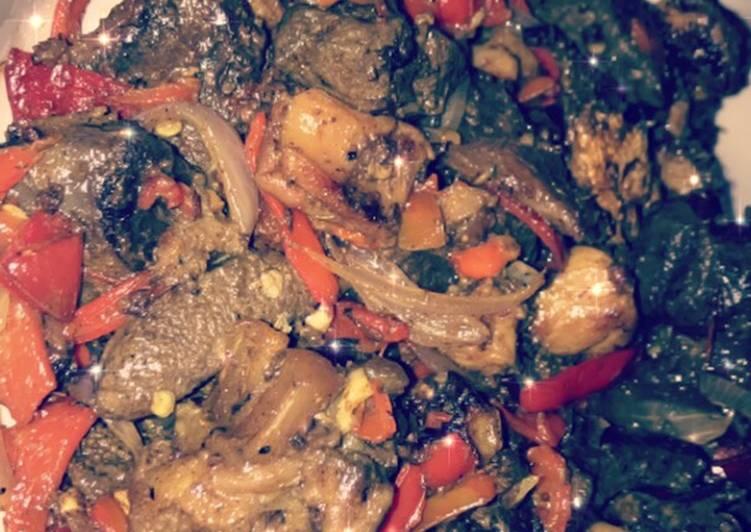 Recipe of Award-winning Spicy offal