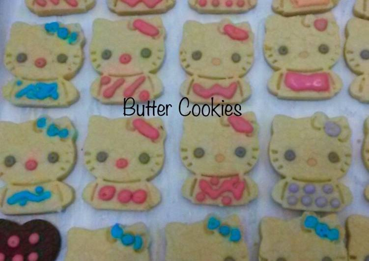 Butter Cookies ala Peni Respati - cookandrecipe.com