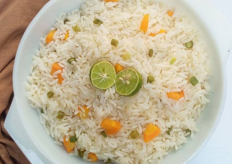 Veggies rice