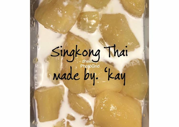 Singkong Thai - cookandrecipe.com