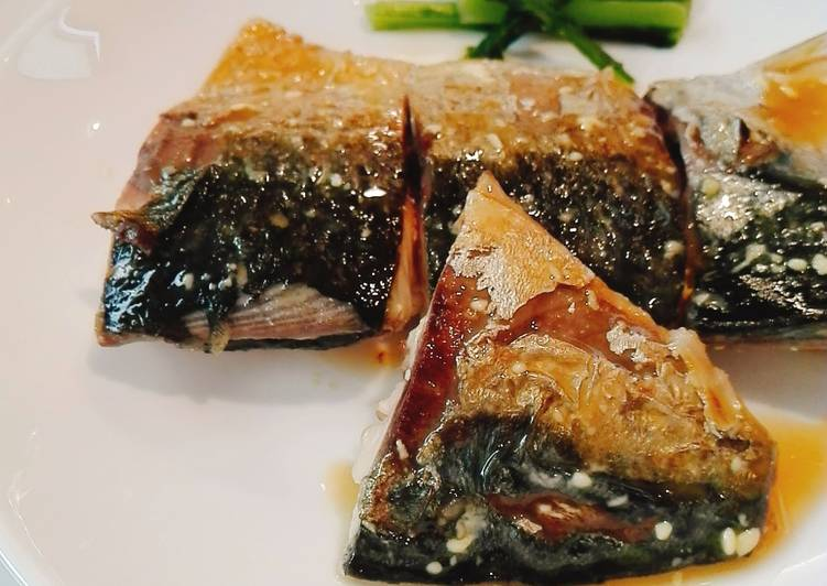 Resep Simple Grilled Mackerel Saba Ala Jepang Oleh Akari Papa Cookpad