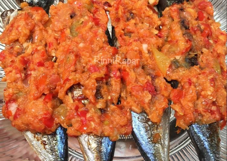 Resep Ikan Bakar Rica Manado Oleh Rinni Christine Cookpad