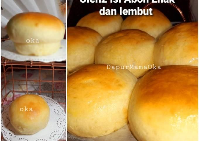 Roti Simple No Ulen2 Isi Abon Enak dan Lembut