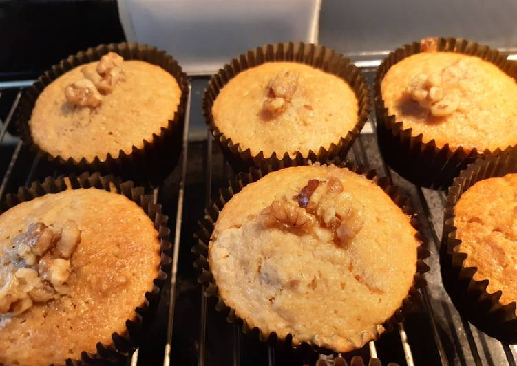 How to Make Top-Rated Marmalade and walnut muffins